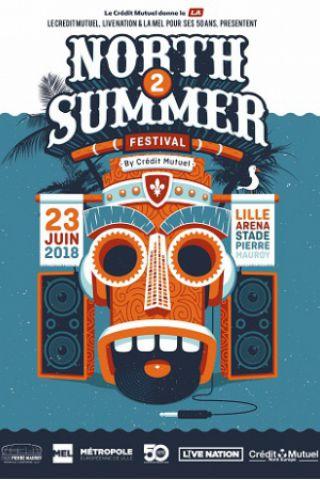 Concert North Summer Festival à LILLE @ Stade Pierre Mauroy - Villeneuve d'Ascq - Billets & Places