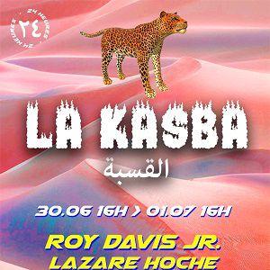 LA KASBA - Roy Davis Jr. / Lazare Hoche/ D.KO Crew/ Céline Sundae @ Lieu secret à 1 H de Paris - -1
