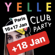 Concert YELLE CLUB PARTY - 18 JANVIER à PARIS @ Badaboum - Billets & Places