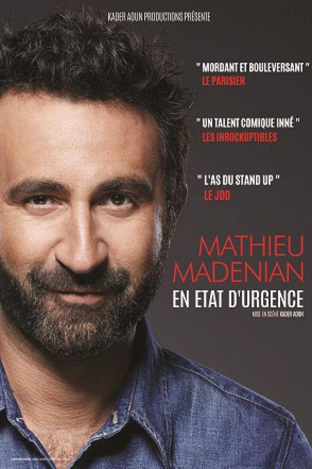 MATHIEU MADENIAN @ Grand Théâtre - TOURS