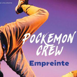 Pokemon Crew Empreinte