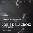 Soirée MOVINGS à PARIS @ Le Rex Club - Billets & Places