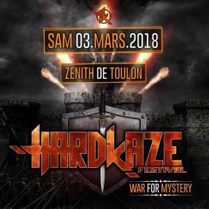 HARDKAZE FESTIVAL @ Zénith Oméga - Toulon