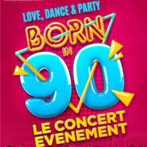 BORN IN 90 @ ZENITH SUD - Montpellier