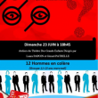 Théâtre La parole est à la victime / 12 hommes en colère