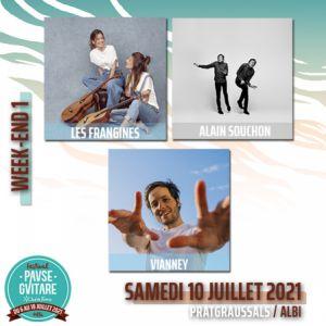 Samedi 10 Juillet 2021 - Pratgraussals
