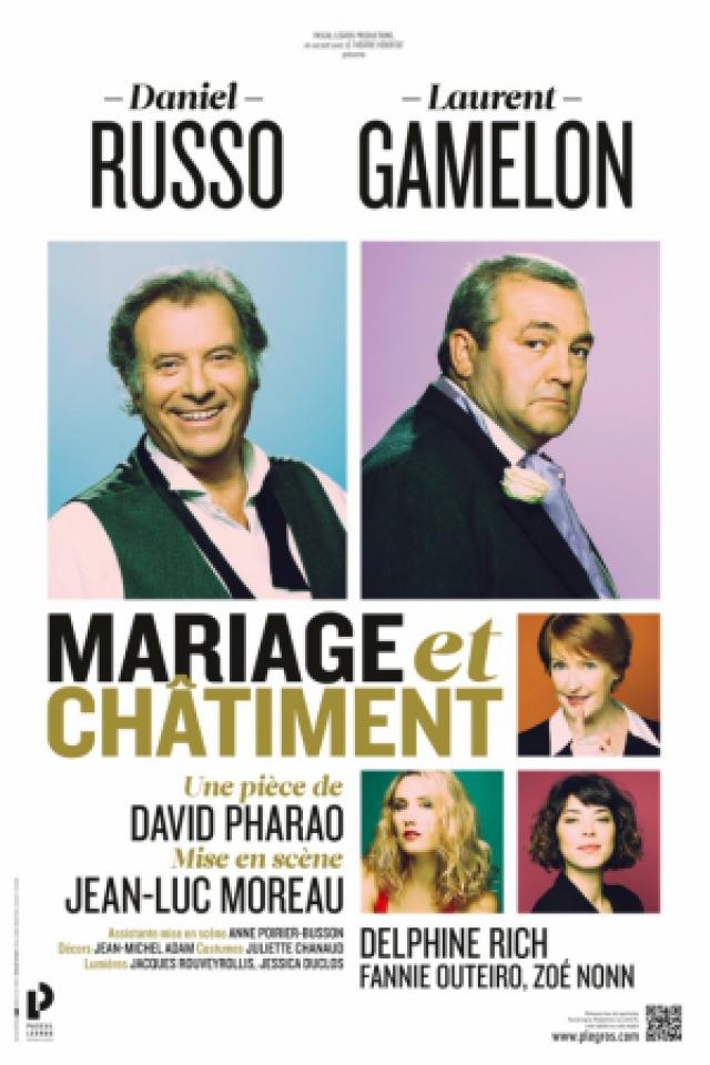 MARIAGE ET CHÂTIMENT @ Casino Théâtre Barrière Toulouse - Toulouse