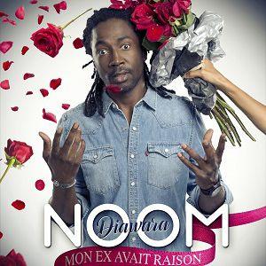 """NOOM Diawara """"Mon ex avait raison"""" @ Théâtre de Chanzy - Angers"""