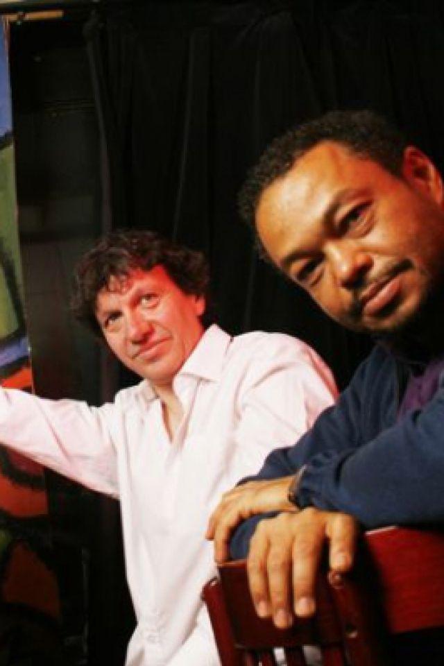 MARIO CANONGE / MICHEL ZENINO Duo Jazz @ Le Baiser Salé Jazz Club - PARIS