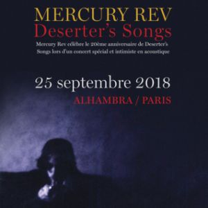 MERCURY REV @ Alhambra - Paris