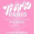 Concert PHOENIX - TI AMO PARIS avec Halo Maud et Dodi El Sherbini
