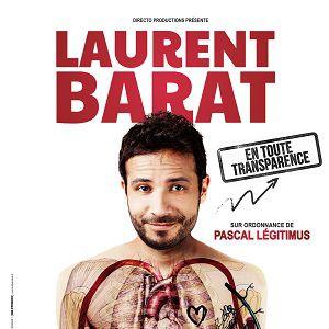 LAURENT BARAT @ La Nouvelle Comédie Gallien - Bordeaux