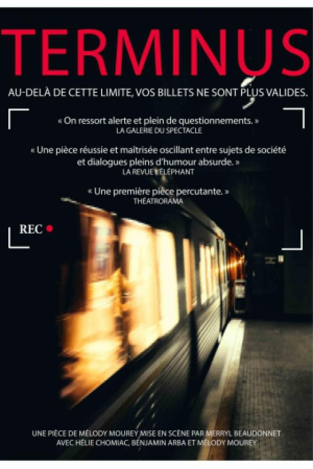 Théâtre contemporain - TERMINUS  @ Théâtre le Colbert  - TOULON