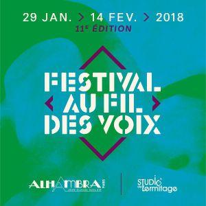 AU FIL DES VOIX : MZE SHINA @ Studio de l'Ermitage - PARIS