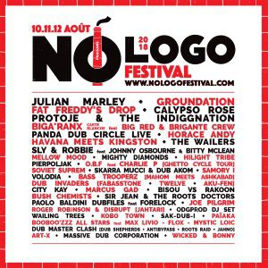 FESTIVAL NO LOGO FRAISANS - PASS 3 JOURS + CAMPING @ LES FORGES DE FRAISANS - FRAISANS