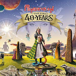 Pendragon 40Th Anniversary