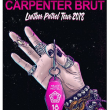Concert CARPENTER BRUT