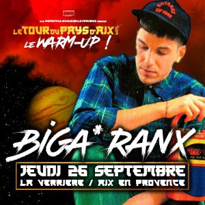 Warm Up Tpa 2019 - Biga*Ranx