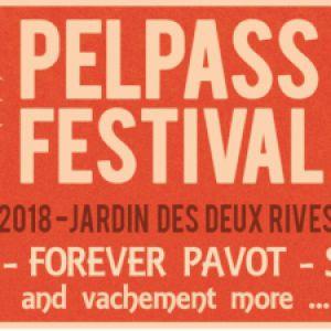 Pelpass Festival #2 : Vendredi 25 mai : Forever Pavot & more @ Jardin des Deux Rives - STRASBOURG
