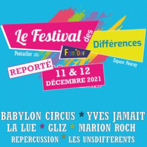 Festival Des Differences - Dim 12 Dec 21