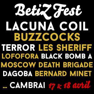 Betizfest - Jour 1 - Vendredi 17 Avril 2020