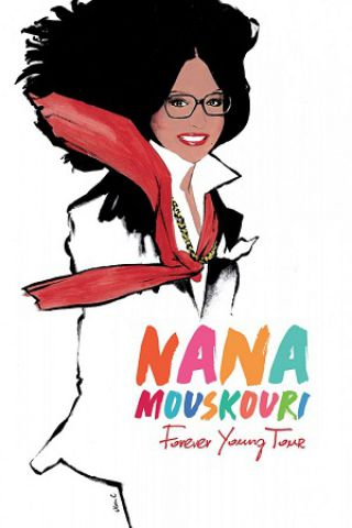Concert NANA MOUSKOURI à BORDEAUX @ CASINO BARRIERE - Billets & Places