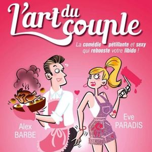 L'ART DU COUPLE @ LE K - KABARET CHAMPAGNE MUSIC HALL - TINQUEUX