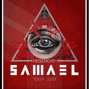 SAMAEL + Special Guests   Hegemony European Tour