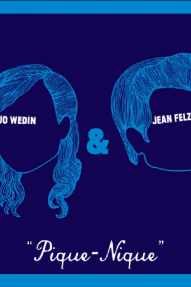 French Collection / Jo Wedin & Jean Felzine @ Divan du Monde - Paris