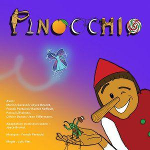 Pinocchio @ Essaïon Théâtre - Paris