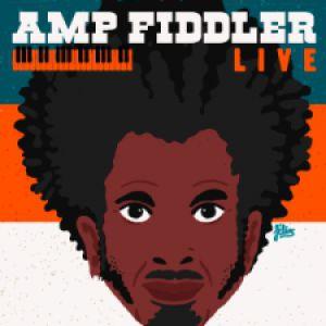 50 Years of Soul & Funk ft. Amp Fiddler live @ La Bellevilloise - Paris