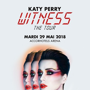 KATY PERRY @ ACCORHOTELS ARENA - PARIS