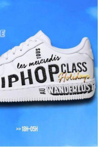 Soirée Hip Hop Class Holidays à PARIS @ Wanderlust - Billets & Places