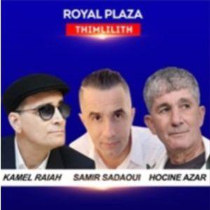 Samir Sadaoui, Hocine Azar Et Kamel Raiah