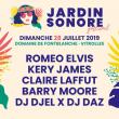FESTIVAL JARDIN SONORE - ROMEO ELVIS / KERY JAMES & more