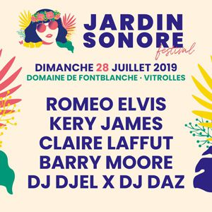 Festival Jardin Sonore - Romeo Elvis / Kery James & More