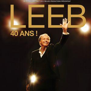 MICHEL LEEB @ Théâtre Sébastopol - LILLE