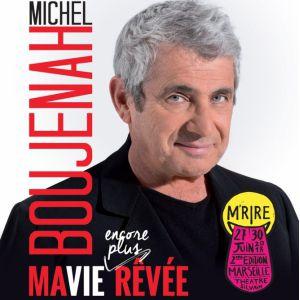 Michel Boujenah @ Théâtre Silvain - MARSEILLE