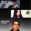 Concert BENJAMIN SIKSOU + LEA PACI + OSCAR ANTON à Villeurbanne @ TRANSBORDEUR - Billets & Places
