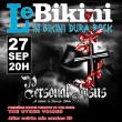 Concert TRIBUTE THE CURE / DEPECHE MODE à RAMONVILLE @ LE BIKINI - Billets & Places