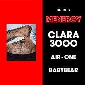MENERGY @ Gibus Club - PARIS