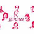 Soirée Ciné-repas w/ 8 Femmes de François Ozon à Paris @ Point Ephémère - Billets & Places