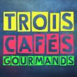 Concert TROIS CAFES GOURMANDS