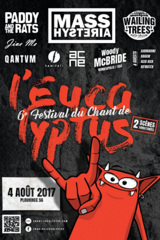 FESTIVAL DU CHANT DE L'EUCALYPTUS #6 @ Le Rano Plouhinec - PLOUHINEC