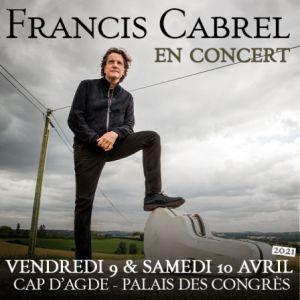Francis Cabrel - Trobador Tour