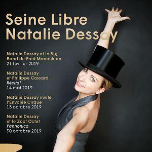 Natalie Dessay Et Le Zoot Octet - Pannonica