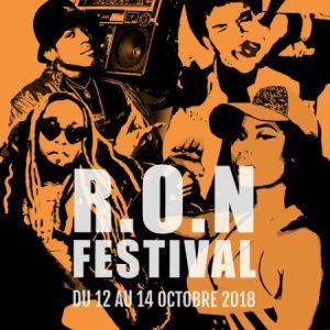 FULL PASS R.O.N FESTIVAL 2018 @ Bellevilloise + Flow + Cabaret Sauvage - PARIS