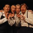 Spectacle Les souffleurs aux gradins - Cie jeux d'esprit à Cran-Gevrier @ Théâtre Renoir - Billets & Places