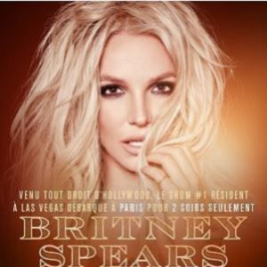 BRITNEY SPEARS  - Piece Of Me @ ACCORHOTELS ARENA - PARIS