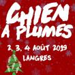 FESTIVAL LE CHIEN A PLUMES 2019